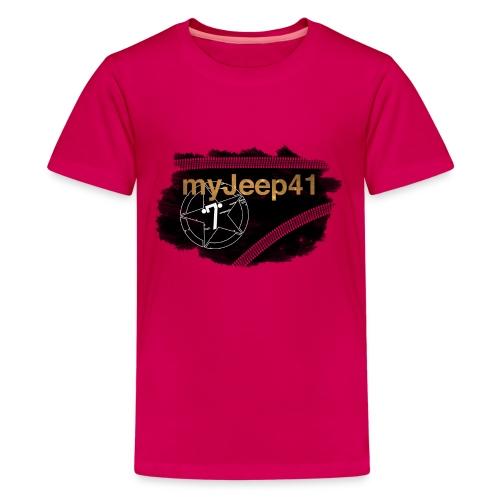 myjeep - Teenager Premium T-Shirt