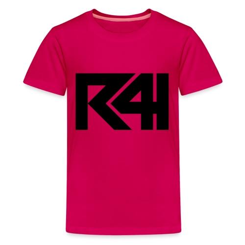 Ready 4 Impact ONLYLOGO - Teenager Premium T-shirt