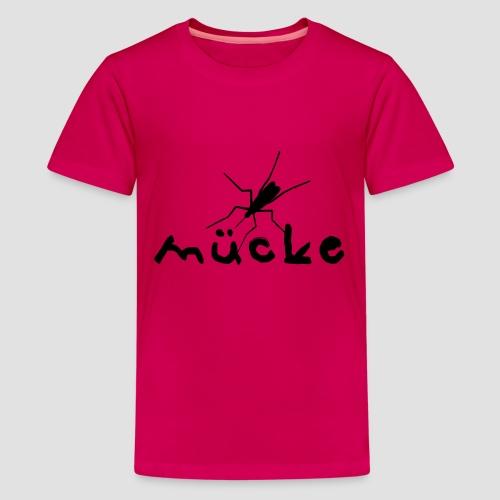 Mücke - Teenager Premium T-Shirt