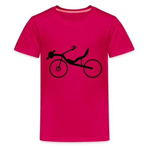 Raptobike - Teenager Premium T-Shirt