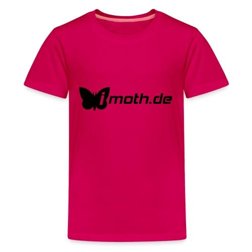 imothlogo vector - Teenage Premium T-Shirt
