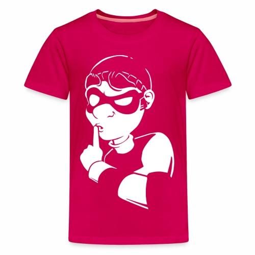 Bob Sssh - Teenage Premium T-Shirt