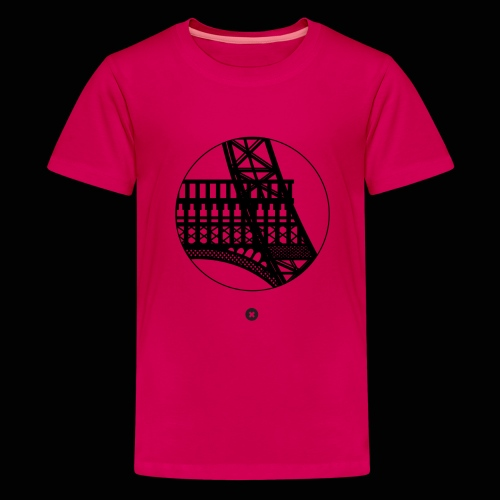 La Tour de Fer - T-shirt Premium Ado