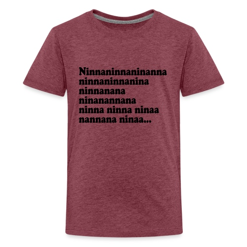 BOKTIPSET - Premium-T-shirt tonåring