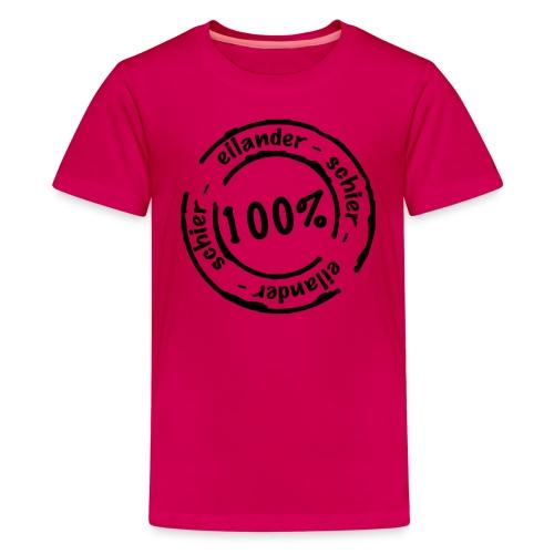 stempelschier - Teenager Premium T-shirt