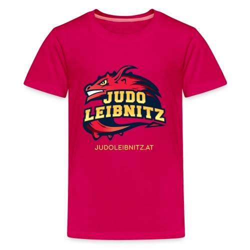 Judo Leibnitz Classic - Teenager Premium T-Shirt