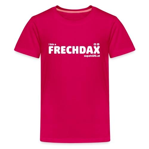 supatrüfö FRECHDAX - Teenager Premium T-Shirt