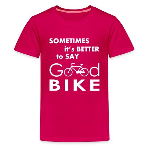 good bike - Maglietta Premium per ragazzi