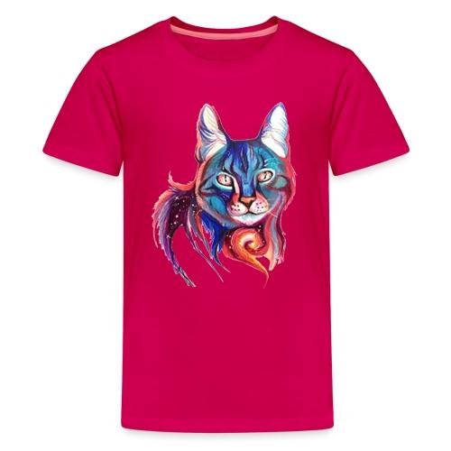 Dulce gatito - Camiseta premium adolescente