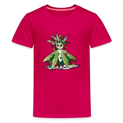 ille die Hüterin der Wiesen - Teenager Premium T-Shirt