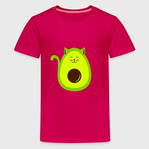 Avochat - T-shirt Premium Ado