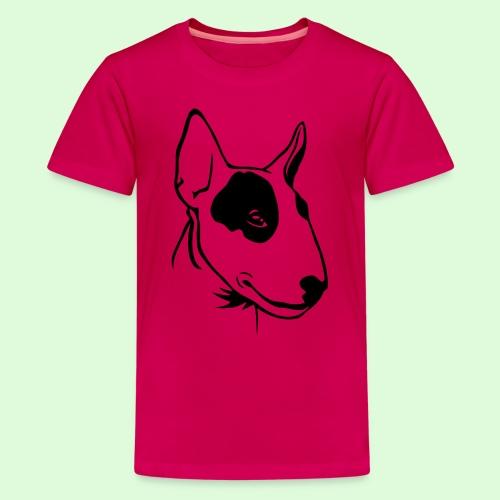 Bull Terrier - T-shirt Premium Ado
