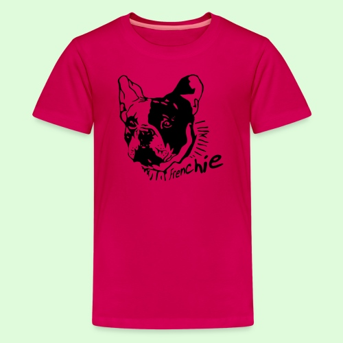 Frenchie - T-shirt Premium Ado