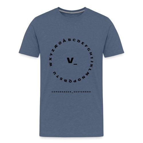 Vesterbro - Teenager premium T-shirt
