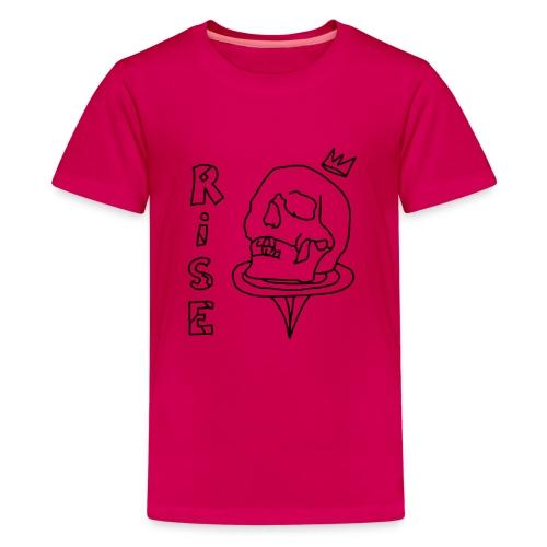 new line - Teenager Premium T-shirt