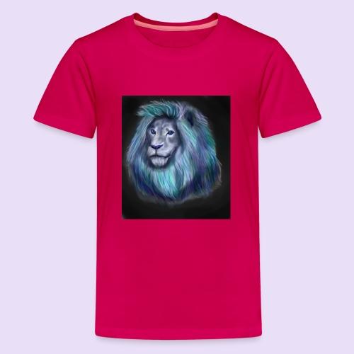 lio1 - Teenage Premium T-Shirt