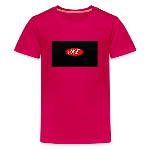 JKE Basic - Teenager Premium T-Shirt