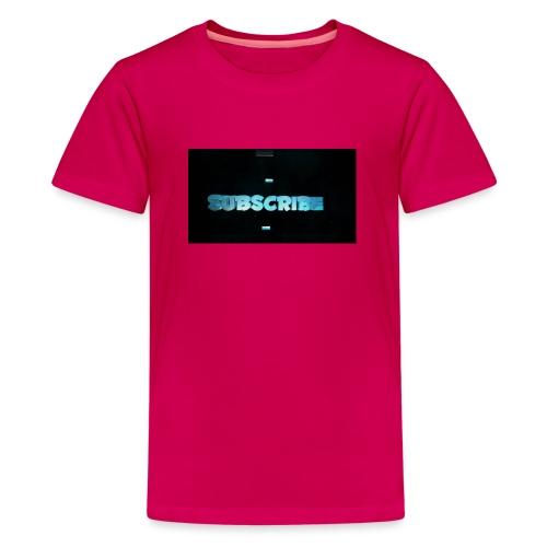 maxresdefault jpg - Teenager Premium T-Shirt