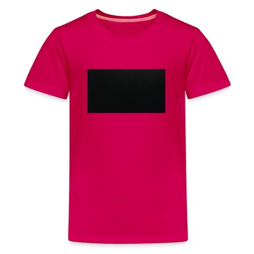 Officieel D.F petje grijs - Teenager Premium T-shirt