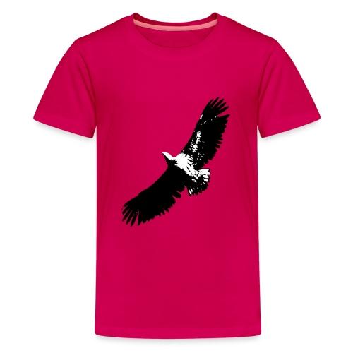 Fly like an eagle - Teenager Premium T-Shirt
