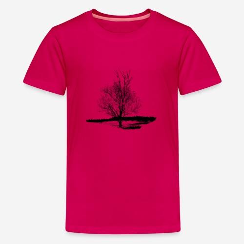 Tree #001 - Teenage Premium T-Shirt