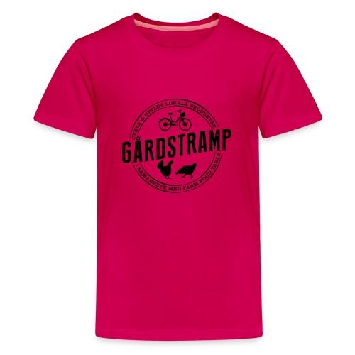 Traktorkeps - Premium-T-shirt tonåring