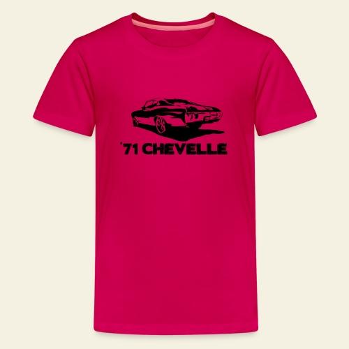 chevelle small - Teenager premium T-shirt