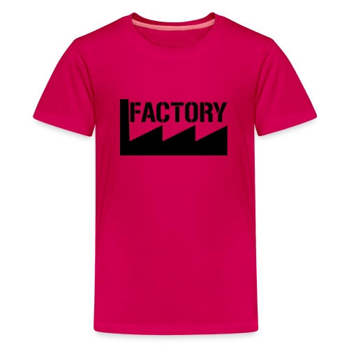 FACTORY - Teenager Premium T-shirt
