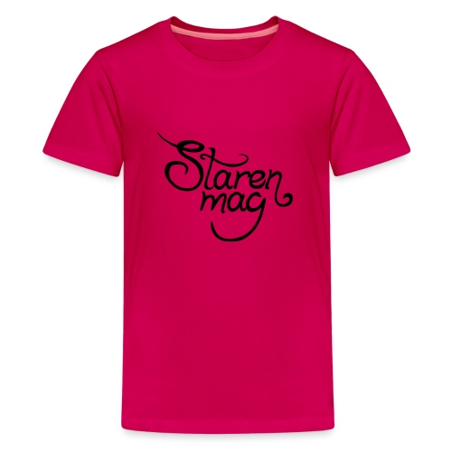 starenmag - Teenager Premium T-shirt