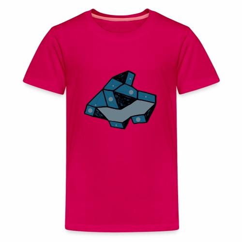 dot rock - Teenager Premium T-shirt