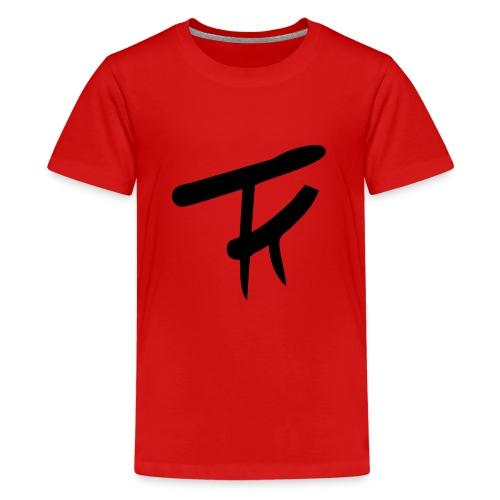 KKA 2016 lifestyle back T - Teenager Premium T-Shirt