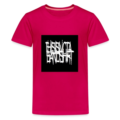 des jpg - Teenage Premium T-Shirt