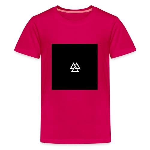 Bustedmindslogo - Teenage Premium T-Shirt