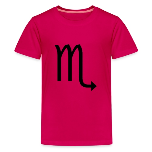 Skorpion - Teenager Premium T-Shirt