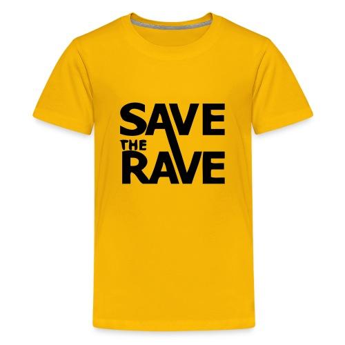 savetheravefantazia - Teenage Premium T-Shirt