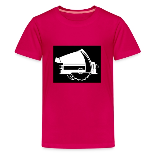 saw - Teenage Premium T-Shirt