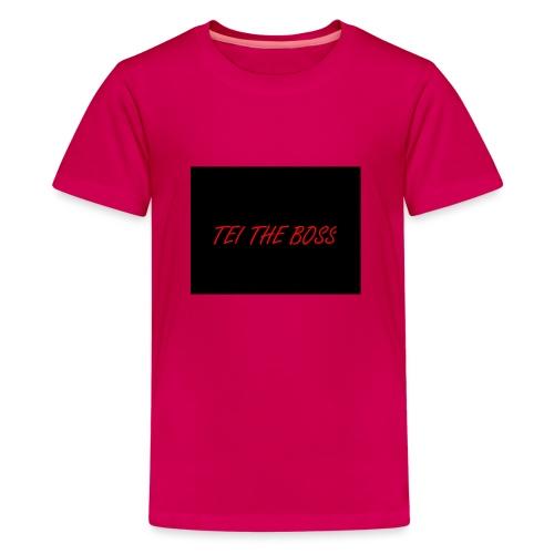 BOSSES - Teenage Premium T-Shirt