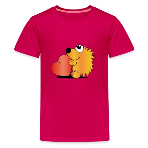 Igelchen - Teenager Premium T-Shirt