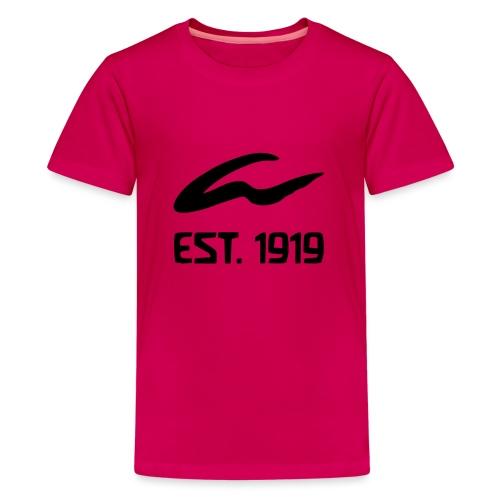 Waldorfschule EST 1919 - Teenager Premium T-Shirt