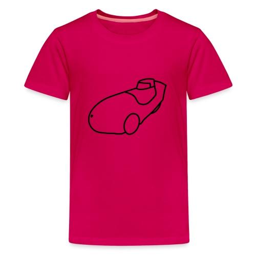 Leiba X-Stream - Teenager Premium T-Shirt