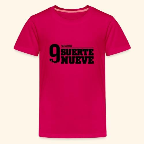 Logo Suerte - T-shirt Premium Ado
