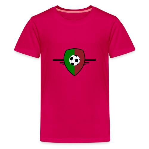 Portugal football - T-shirt Premium Ado
