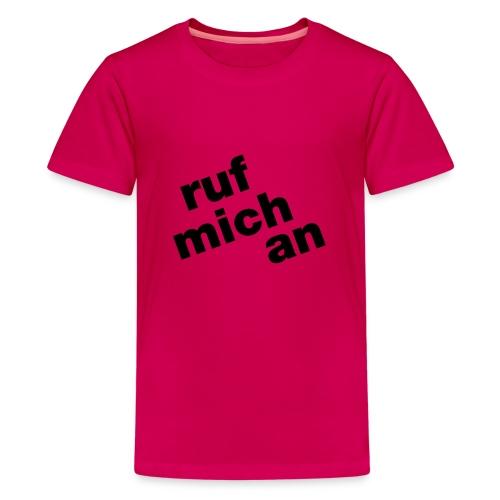 ruf - Teenager Premium T-Shirt