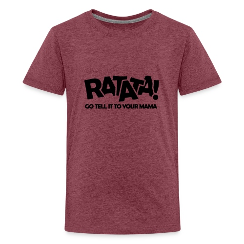 RATATA full - Teenager Premium T-Shirt