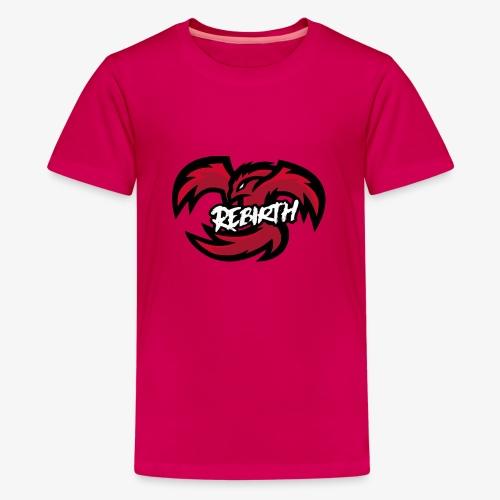 logo rebirth2 - T-shirt Premium Ado