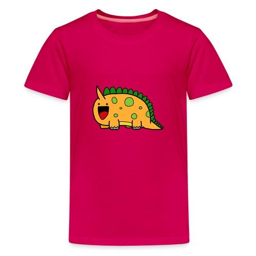 cute-dinosaur-clipart-panda-free-clipart-images-Yj - Maglietta Premium per ragazzi