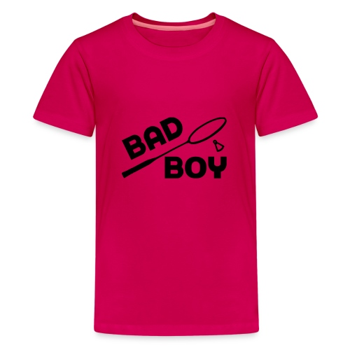 bad boy - T-shirt Premium Ado