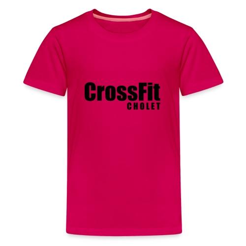 Crossfit Cholet - T-shirt Premium Ado