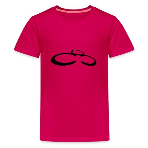 dcc logo klein 032013 - Teenager Premium T-Shirt