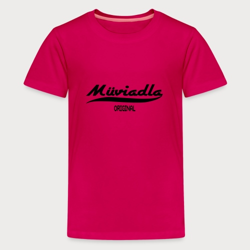 Mühlviertel - Teenager Premium T-Shirt